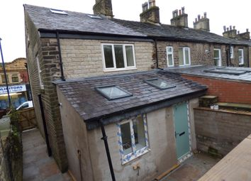 Thumbnail 2 bed flat to rent in Market Street, New Mills, High Peak
