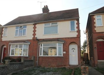 Thumbnail 3 bedroom semi-detached house for sale in Mile End Road, Colchester, Essex