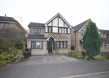 Thumbnail 4 bed detached house for sale in Kepplecove Meadow, Boothstown, Worsley