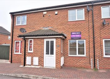 Thumbnail 2 bed terraced house for sale in Boulevard Avenue, Grimsby