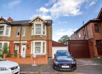 Thumbnail 3 bed semi-detached house for sale in St. Osburgs Road, Coventry