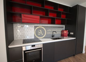 Thumbnail 2 bed flat for sale in Orchard Place, City Island, Canning Town, London