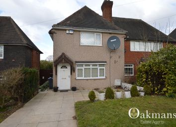 Thumbnail 3 bed property to rent in Shenley Fields Road, Birmingham, West Midlands.