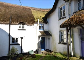 Thumbnail 2 bed terraced house for sale in The Square, Petrockstow, Okehampton