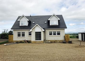 Thumbnail 4 bed detached house for sale in New House At Saucher, Kinrossie, Perth