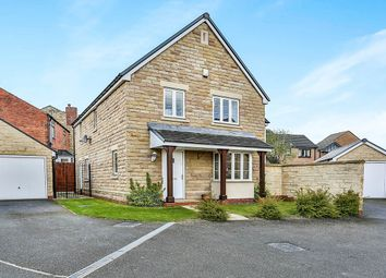 Thumbnail 4 bedroom detached house for sale in Thorpe Field Mews, Thorpe Hesley, Rotherham