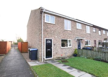 Thumbnail 3 bed end terrace house for sale in High Riggs, Barnard Castle