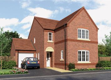 "Thumbnail 4 bedroom detached house for sale in ""Esk"" at Radbourne Lane, Derby"