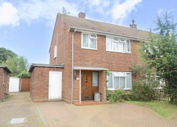 Thumbnail 4 bed semi-detached house for sale in Boundary Lane, Welwyn Garden City
