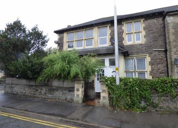 Thumbnail 2 bedroom flat for sale in Clevedon Road, Weston-Super-Mare