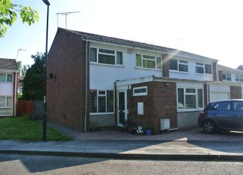 Thumbnail 4 bedroom end terrace house to rent in Alfriston Road, Coventry