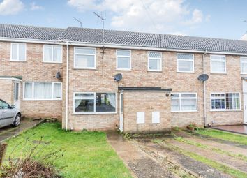 Thumbnail 3 bedroom terraced house for sale in Saxon Rise, Irchester, Wellingborough