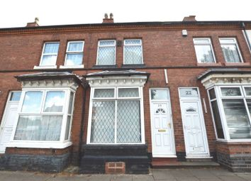 Thumbnail 3 bed shared accommodation to rent in Marsh Hill, Erdington, Birmingham