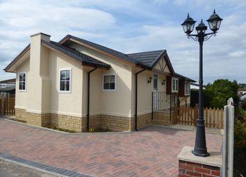 Thumbnail 2 bed mobile/park home for sale in Primrose Hill, Charlton Mackrell