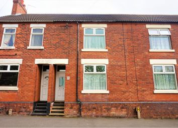 Thumbnail 3 bed terraced house for sale in West Street, Swadlincote