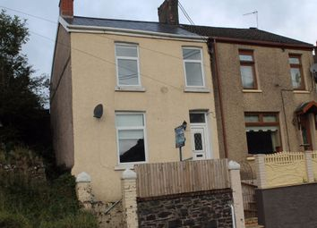 Thumbnail 3 bed end terrace house to rent in Maesteg Road, Cymmer, Port Talbot, West Glamorgan
