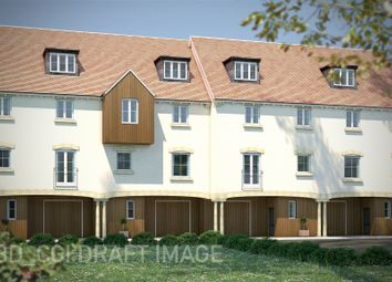 Thumbnail 3 bed terraced house for sale in Factory Hill, Bourton, Gillingham