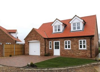 Thumbnail 3 bed detached house for sale in Margaretta Close, Clenchwarton, King's Lynn