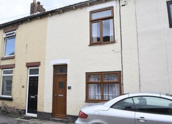 Thumbnail 3 bed terraced house for sale in Alma Road, Newhall, Swadlincote