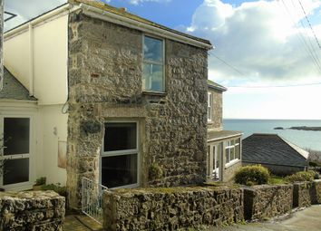 Thumbnail 3 bed link-detached house for sale in The Parade, Mousehole, Penzance, Cornwall