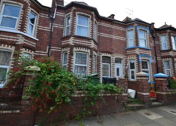 Thumbnail 4 bed terraced house to rent in Park Road, Exeter