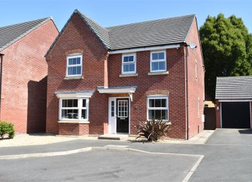 Thumbnail 4 bedroom detached house for sale in Leyland Drive, Chorley