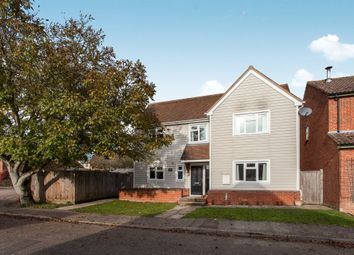 Thumbnail 4 bed detached house for sale in Willetts Field, Great Sampford, Saffron Walden