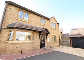 Thumbnail 4 bed detached house to rent in Harriers Walk, Northway, Tewkesbury