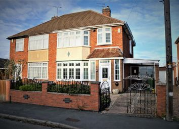 Thumbnail 3 bed semi-detached house for sale in Pennant Close, Glenfield, Leicester