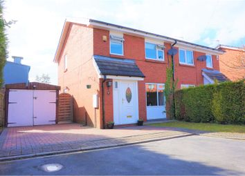 Thumbnail 3 bed semi-detached house for sale in Alden Fold, Leeds