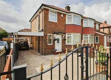 Thumbnail 3 bed semi-detached house for sale in Mossfield Road, Swinton, Manchester