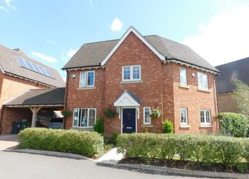 Thumbnail 3 bed link-detached house for sale in Horwood Way, Harrietsham, Maidstone, Kent