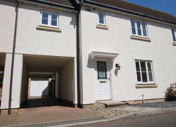 Thumbnail 3 bed terraced house to rent in Fitzwalter Road, Flitch Green, Dunmow