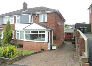 Thumbnail 3 bed semi-detached house for sale in Athol Drive, St. Georges, Telford