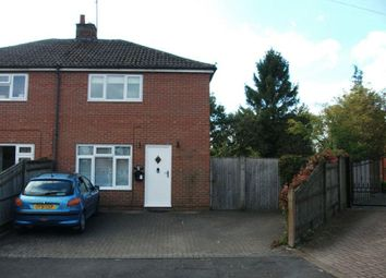 Thumbnail 3 bed semi-detached house to rent in Kentwood Close, Cholsey, Wallingford