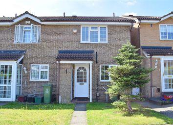 Thumbnail 3 bed end terrace house for sale in Fairmont Close, Upper Belvedere, Kent