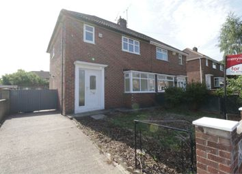 Thumbnail 3 bedroom semi-detached house for sale in Manor Road, Brinsworth, Rotherham, South Yorkshire