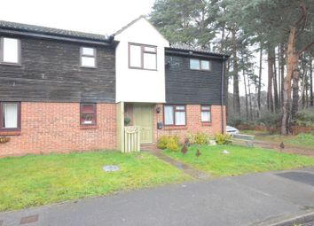 Thumbnail 1 bed end terrace house to rent in Hythe Close, Bracknell