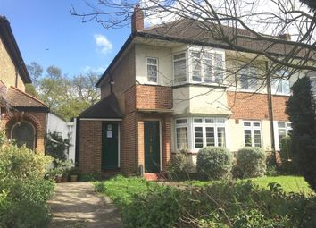 Thumbnail 1 bed maisonette for sale in Speer Road, Thames Ditton