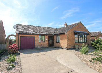 Thumbnail 3 bed bungalow for sale in Wells Drive, Market Rasen, Lincolnshire