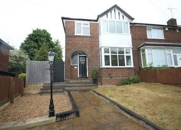 Thumbnail 3 bed semi-detached house to rent in Hart Lane, Luton