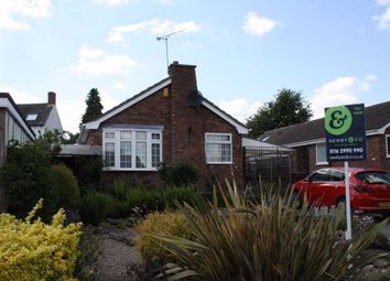 Thumbnail 3 bed detached bungalow for sale in Woodley Road, Ratby, Leicester