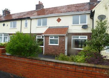 Thumbnail 3 bed terraced house to rent in Fleet Street, St. Annes, Lytham St. Annes