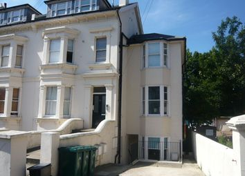 Thumbnail 2 bed maisonette to rent in Springfield Road, Brighton
