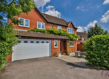 Thumbnail 4 bed detached house for sale in Deacon Close, Cheltenham