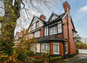Thumbnail 6 bed semi-detached house for sale in Ebers Road, Mapperley Park, Nottingham
