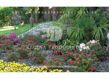 Thumbnail 8 bed villa for sale in Via Oliva, Domaso, Como, Lombardy, Italy