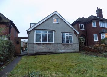 Thumbnail 4 bed detached bungalow to rent in Birmingham New Road, West Midlands
