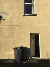 Thumbnail 1 bed flat to rent in Charles Street, Wigan