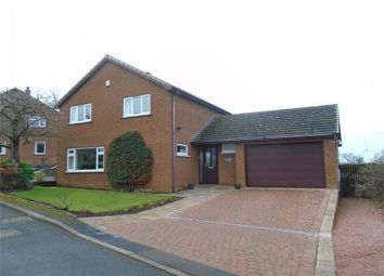 Thumbnail 4 bed detached house for sale in Evening Hill, Thursby, Carlisle, Cumbria